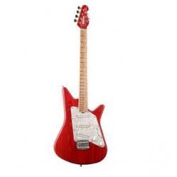 MUSICMAN ALBERT LEE GUITARRA ELECTRICA TRANSLUCENT RED 925 50 11 09
