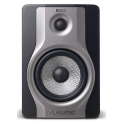 M AUDIO BX5 CARBON MONITOR ESTUDIO BIAMPLIFICADO 70 W. UNIDAD