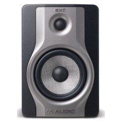 M AUDIO BX5 CARBON MONITOR ESTUDIO BIAMPLIFICADO 70 W. UNIDAD. OUTLET
