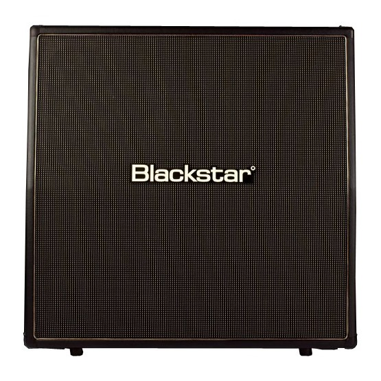 BLACKSTAR HT VENUE 412B PANTALLA GUITARRA RECTA