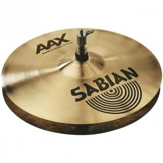 SABIAN AAX 21350XB FUSION HI HATS 13 PLATOS BATERIA