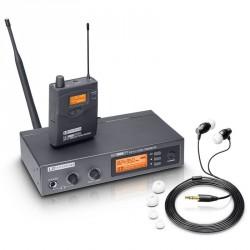 LD SYSTEMS LDMEI1000G2 SISTEMA DE MONITORAJE INALAMBRICO IN-EAR