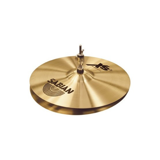 SABIAN XS1302B REGULAR HI HATS XS20 13 PAR PLATOS BATERIA. OUTLET