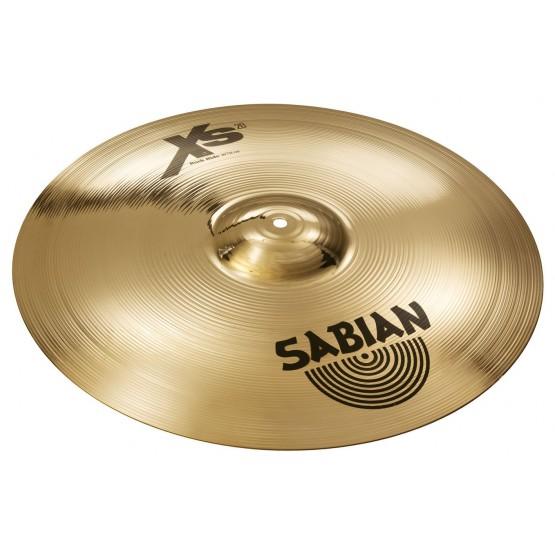 SABIAN XS2014 ROCK RIDE 20 PLATO BATERIA