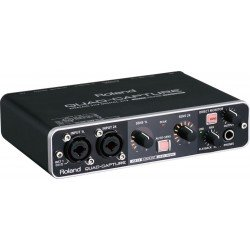 ROLAND UA55 INTERFACE DE AUDIO USB QUAD CAPTURE