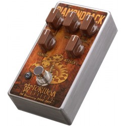 TORTUGA EFFECTS DIAMONDBACK PEDAL BRITISH DRIVE