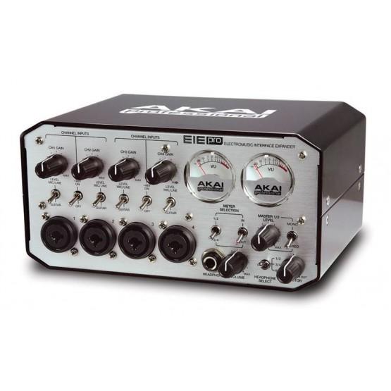 AKAI EIE PRO INTERFACE AUDIO/MIDI CON DISTRIBUIDOR USB 2.0
