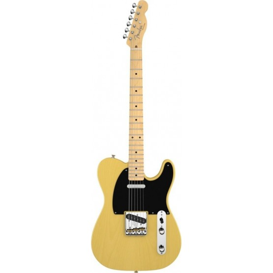 FENDER AMERICAN VINTAGE 52 TELECASTER MN GUITARRA ELECTRICA BUTTERSCOTCH BLONDE