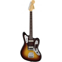 FENDER AMERICAN VINTAGE 65 JAGUAR RW GUITARRA ELECTRICA 3 COLOR SUNBURST