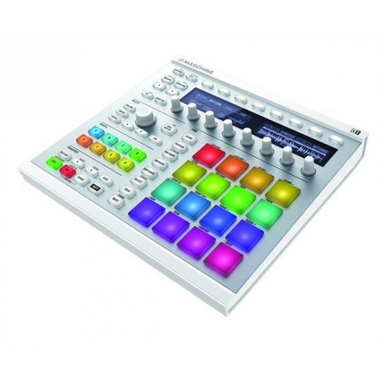 NATIVE INSTRUMENTS MASCHINE MKII ICE BLANCO