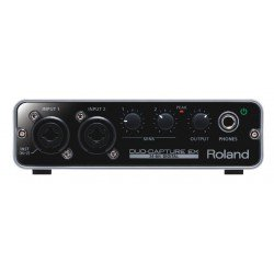 ROLAND UA22 INTERFACE DE AUDIO USB DUO CAPTURE EX. OUTLET