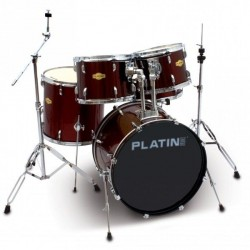 PLATIN PTSD2016S SOLID SET SOLID BATERIA NEGRA PARA NIÑOS. OUTLET