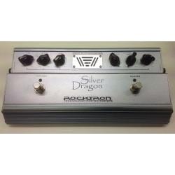 ROCKTRON SILVER DRAGON PEDAL DISTORSION GUITARRA ELECTRICA. OUTLET. DEMO