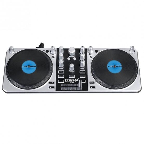 GEMINI FIRST MIX IO CONTROLADOR DJ