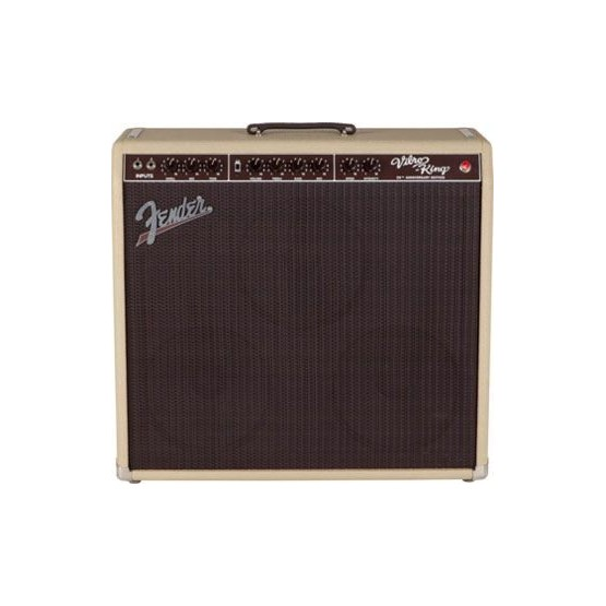 FENDER VIBROKING 20TH ANNIVERSARY EDITION BLONDE