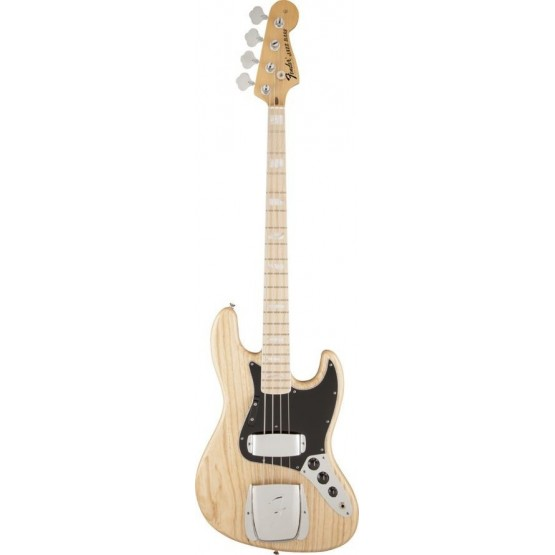 FENDER AMERICAN VINTAGE 74 JAZZ BASS MN BAJO ELECTRICO NATURAL