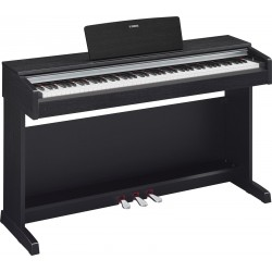 YAMAHA YDP142 B PIANO DIGITAL ARIUS NEGRO NOGAL