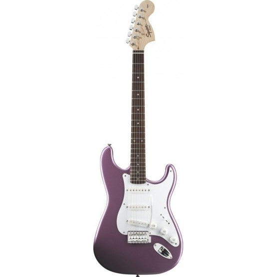 SQUIER AFFINITY STRATOCASTER RW GUITARRA ELECTRICA BURGUNDY MIST
