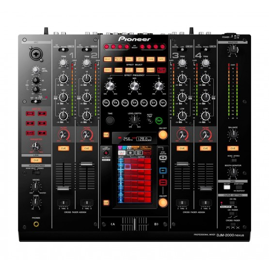 PIONEER DJM 2000 NEXUS MESA DE MEZCLAS DJ