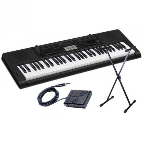 CASIO CTK3200 KIT PACK TECLADO DIGITAL