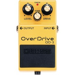 BOSS OD3 PEDAL OVERDRIVE
