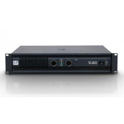 LD SYSTEMS LDDP600 AMPLIFICADOR DE PA 2X300W