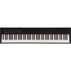 ROLAND F20 CB PIANO DIGITAL NEGRO SATINADO