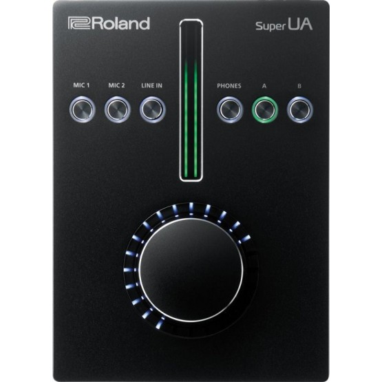 ROLAND UA-S10 SUPER UA INTERFAZ DE AUDIO