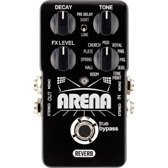 TC ELECTRONIC ARENA REVERB PEDAL