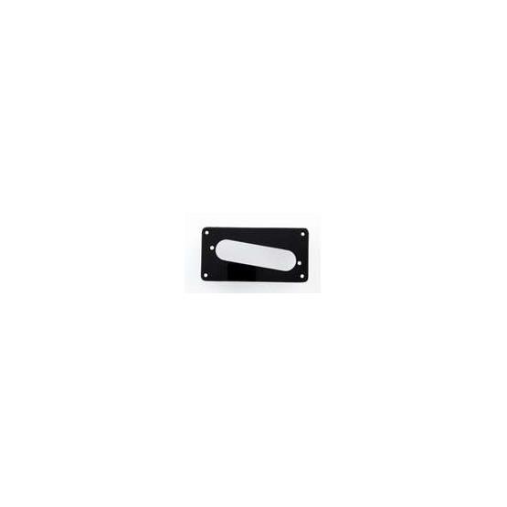 ALL PARTS PC6643023 BLACK PICKUP CONVERSION RING HUMBUCKING PICKUP