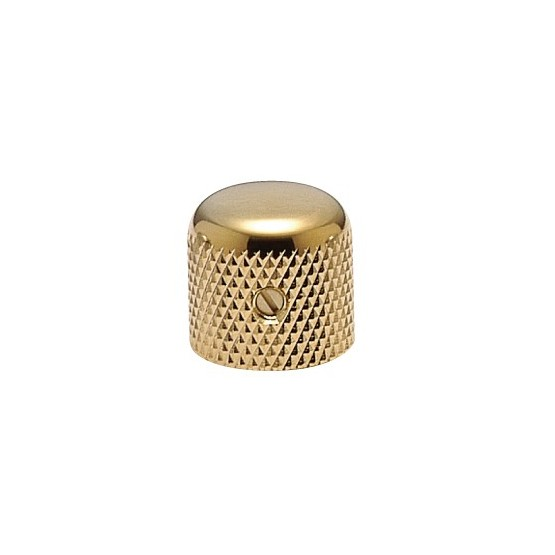 ALL PARTS MK0910002 GOLD DOME KNOBS (2) WITH SET SCREW