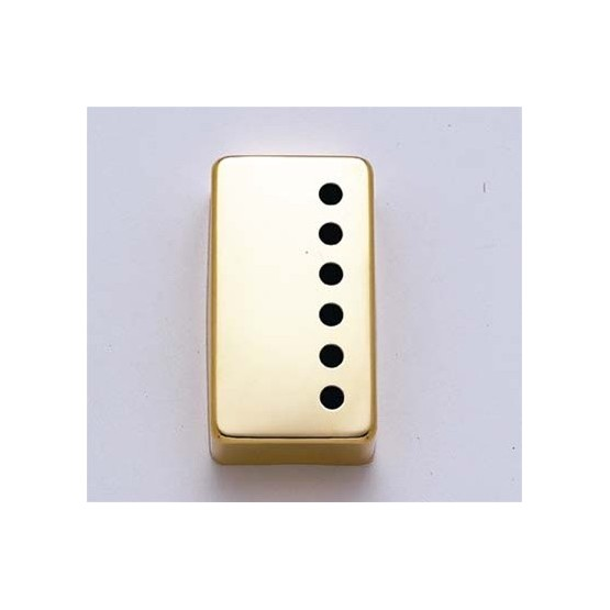 ALL PARTS PC0300002 HUMBUCKING PICKUP COVERS GOLD (2 PIECES)