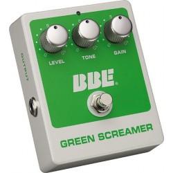 BBE GREEN SCREAMER PEDAL OVERDRIVE