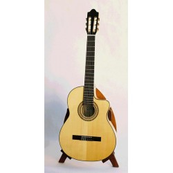 CAMPS CUT500S CUTAWAY GUITARRA FLAMENCA ELECTRIFICADA
