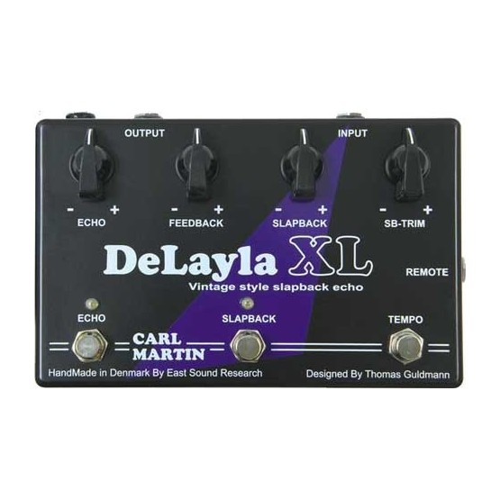 CARL MARTIN DELAYLA XL PEDAL DELAY