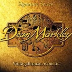 DEAN MARKLEY 2008A BRONCE JUEGO CUERDAS GUITARRA ACUSTICA 010048