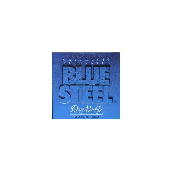 DEAN MARKLEY 2556 BLUE STEEL JUEGO CUERDAS ELECTRICA 010046