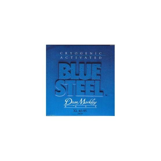 DEAN MARKLEY 2670 BLUE STEEL JUEGO CUERDAS BAJO 040095