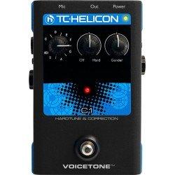 TC HELICON VOICETONE C1 PEDAL EFECTOS VOZ
