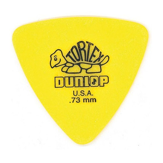 DUNLOP 431R TORTEX TRIANGLE CALIBRE 0'73