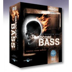 EAST WEST HARDCORE BASS VSTI SONIDOS BAJO. OUTLET