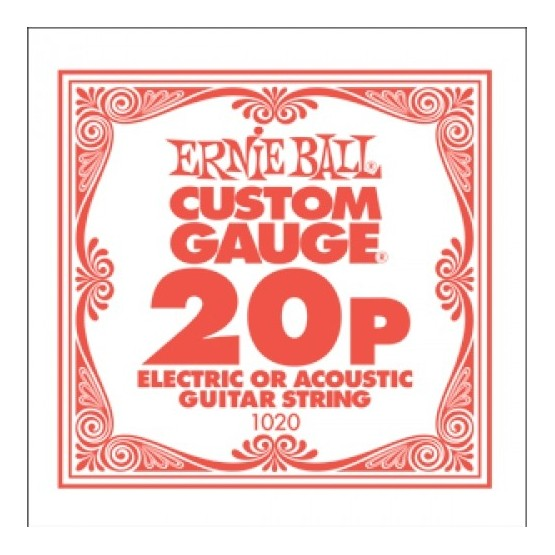 ERNIE BALL 1020 CUERDA 020 GUITARRA ELECTRICA