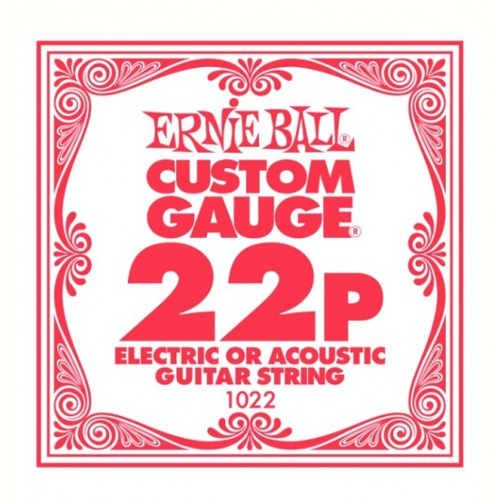 ERNIE BALL 1022 CUERDA 022 GUITARRA ELECTRICA