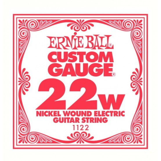 ERNIE BALL 1122 CUERDA 022 GUITARRA ELECTRICA