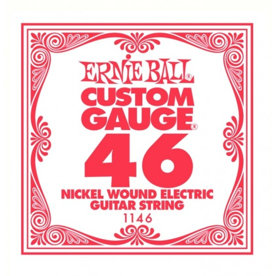 ERNIE BALL 1146 CUERDA 046 GUITARRA ELECTRICA