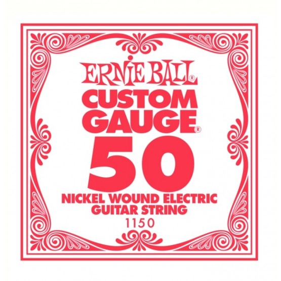 ERNIE BALL 1150 CUERDA 050 GUITARRA ELECTRICA