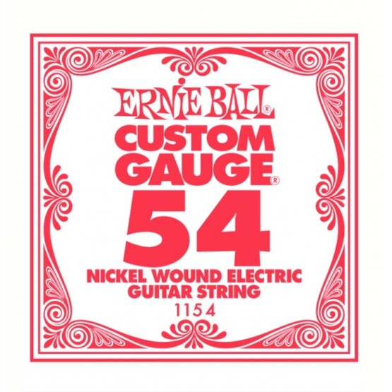 ERNIE BALL 1154 CUERDA 054 GUITARRA ELECTRICA