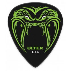 DUNLOP PH112R114 PUAS ULTEX BLACK FANG 1,14MM. UNIDAD