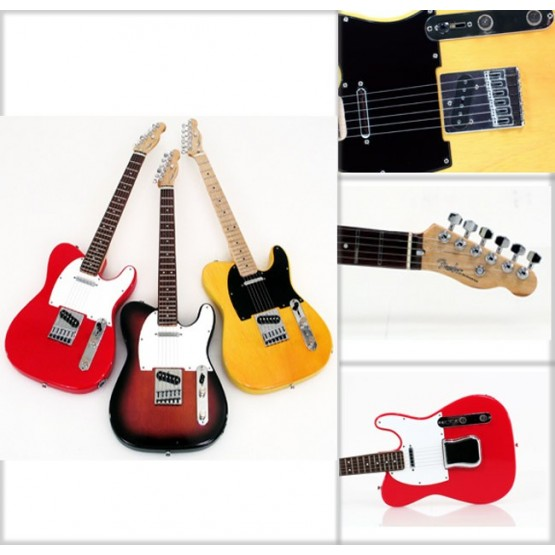 FENDER 0999344000 GMP MINI TELE(S0303601) RED. OUTLET