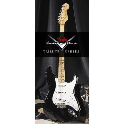 FENDER USA STRATOCASTER ERIC CLAPTON BLACKIE TRIBUTE CUSTOM SHOP GUITARRA ELECTRICA. OUTLET